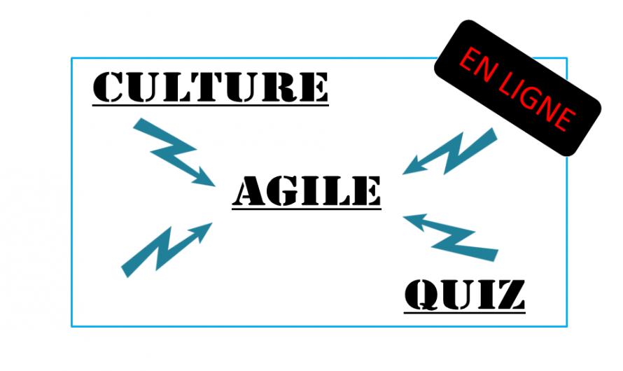 Culture Agile Quiz en ligne !